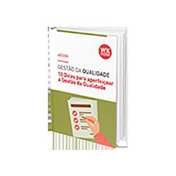 eBook: 10 Dicas para Aperfeiçoar a Gestão da Qualidade