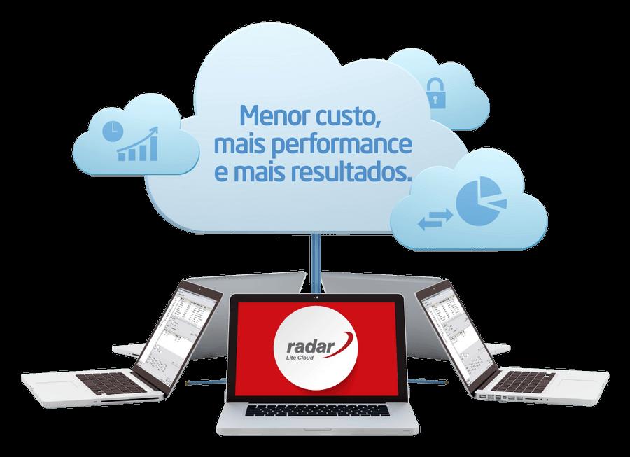 Cloud | Menor custo, mais performance e mais resultados.